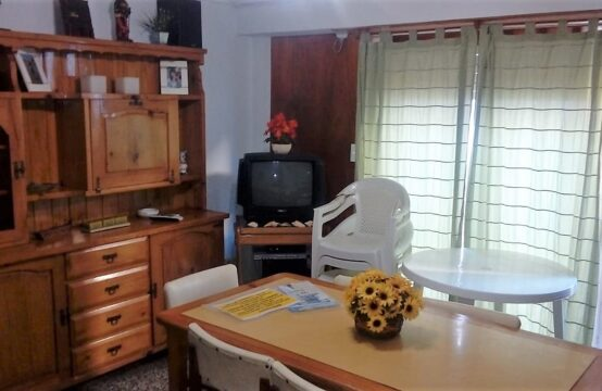 ALQUILER DEPARTAMENTO PLENO CENTRO CON PATIO Y PARRILLA – 4 PERSONAS